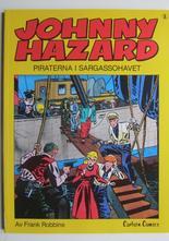 Johnny Hazard 1 Piraterna i Sargassohavet