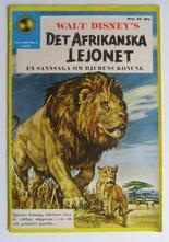 Walt Disney's Det afrikanska lejonet 1956 Fn-