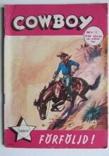 Cowboy 1962 12 Vg+
