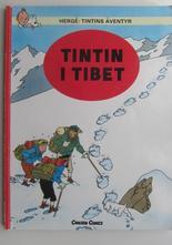 Tintin 09 Tintin i Tibet 16:e uppl.