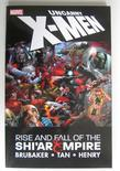 Uncanny X-Men Rise & Fall of the Shi'ar Empire