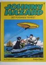 Johnny Hazard 3 Det flygande tefatet