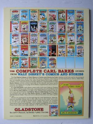 Carl Barks Library Walt Disney's Comics and  Stories 38