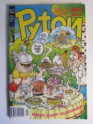 Pyton 1995 07