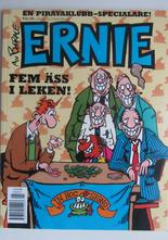 Ernie Julalbum 1996 Fem ess i leken