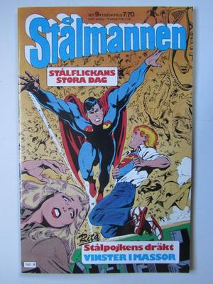 Stålmannen 1985 09