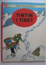 Tintin 09 Tintin i Tibet 8:e uppl.
