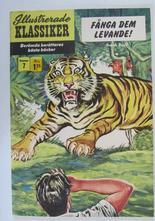 Illustrerade Klassiker 007 Fånga dem levande 2:a uppl. VF