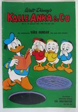 Kalle Anka 1968 08 Vg+