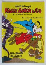 Kalle Anka 1968 09 Vg+
