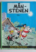 Johan och Pellevin 11 Månstenen