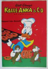 Kalle Anka 1968 15 Vg+