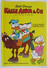 Kalle Anka 1968 19 Vg+