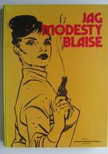 Modesty Blaise 01 Jag Modesty Blaise 1:a uppl. Vg