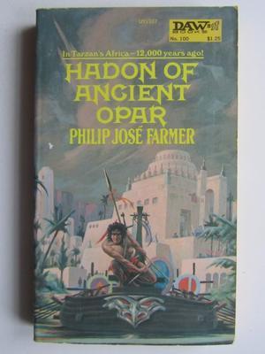 Farmer Philip José Hadon of Ancient Opar