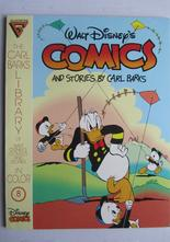 Carl Barks Library Walt Disney's Comics and  Stories 08