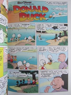 Carl Barks Library Walt Disney's Comics and  Stories 08