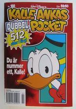 Kalle Ankas pocket 188 Du är nummer ett, Kalle