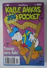 Kalle Ankas pocket 190 Trassligt värre, Kalle