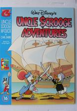 Carl Barks Library Uncle Scrooge Adventures 16