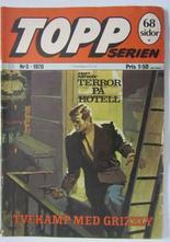 Toppserien 1970 05 Vg+