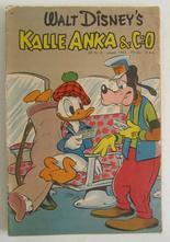 Kalle Anka 1952 08 Vg-