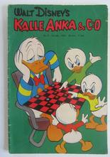 Kalle Anka 1956 03 Vg-