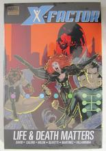 X-Factor Life & Death Matters Hardcover