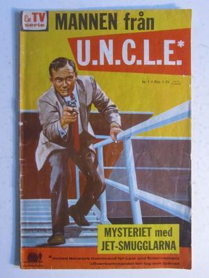 Mannen från U.N.C.L.E 1966 01 Good-