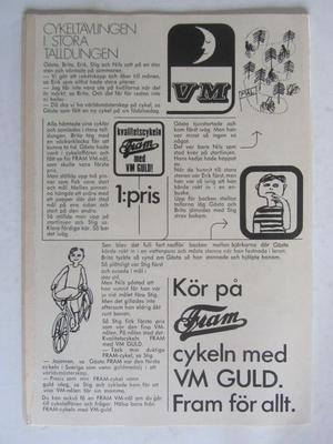 Kalle Anka 1966 35 Vg+