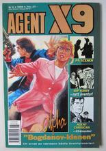 Agent X9 1999 06