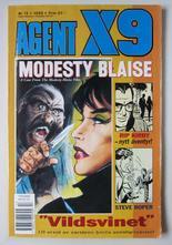 Agent X9 1999 13