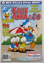 Kalle Anka & Co 1994 17 Don Rosa