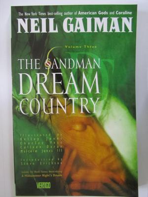 Sandman 03 Dream Country