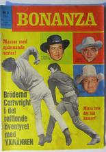 Bonanza 1964 03 Fair Bröderna Cartwright
