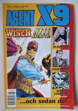 Agent X9 2000 06