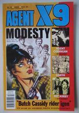 Agent X9 2000 13