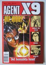 Agent X9 2001 02