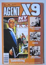 Agent X9 2001 04