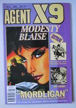 Agent X9 2001 05