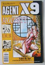 Agent X9 2001 08
