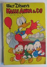 Kalle Anka 1956 01 Fair