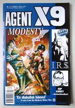 Agent X9 2003 04