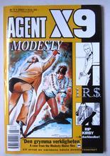 Agent X9 2003 05