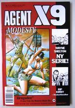 Agent X9 2003 09