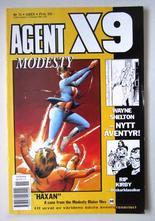 Agent X9 2003 11