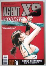 Agent X9 2004 05