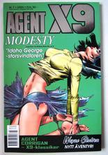 Agent X9 2004 07