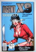 Agent X9 2004 08