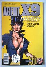 Agent X9 2004 10